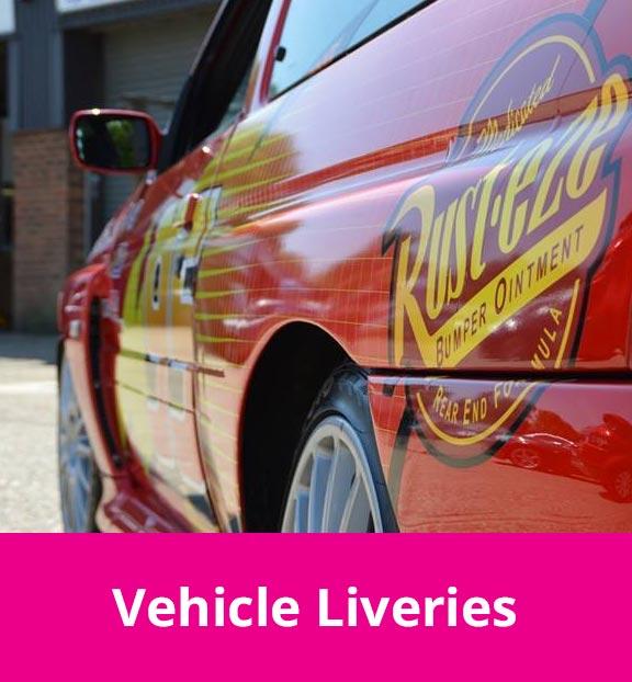 Vehicle Liveries